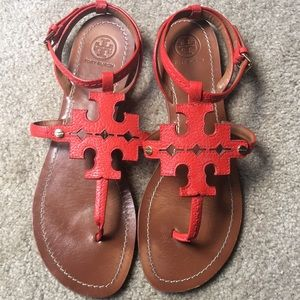 25d6518f3b0d Women s Tory Burch Chandler Sandals on Poshmark